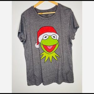 The Muppets Collectible Kermit The Frog T-shirt